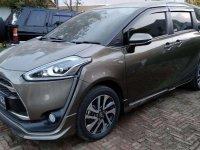 Toyota Sienta Q AT 2016