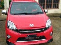 2015 Toyota Agya TRD Sportivo dijual