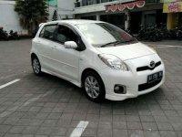 Jual Toyota Yaris  S Limited 2012