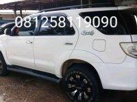 Toyota Fortuner V 2013 Dijual