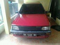 1987 Toyota Starlet 1.0 Dijual