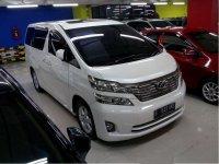 Toyota Vellfire X 2011 Dijual