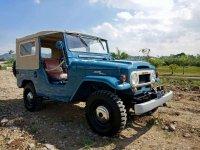 1961 Toyot Hardtop Dijual
