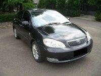 2006 Toyota Altis G dijual