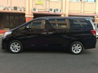 Toyota Alphard 2.4 G AT 2014