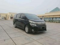 Jual Toyota Vellfire X 2013