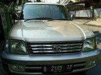 2001 Toyota Land Cruiser Prado dijual