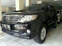 Toyota Fortuner G 2014 Dijual