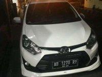 Toyota Agya TRD Sportivo Automatic 2018