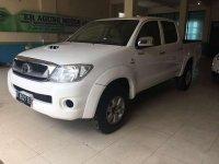 2011 Toyota Hilux D-4D Dijual