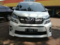 2014 Toyota Vellfire  Z dijual