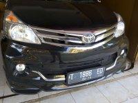 Toyota Avanza Luxry Veloz Manual 2014