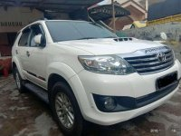 Toyota Fortuner TRD Manual 2014