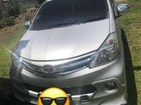 Toyota Avanza G Luxury Manual 2014