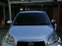 Toyota Rush S Manual 2011
