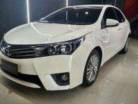2015 Toyota Corolla  Altis G dijual