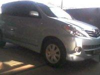 Toyota Avanza S Manual 2009