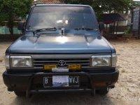 Toyota Kijang LGX 1993 Dijual
