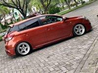 Jual Toyota Yaris G M/T 2015