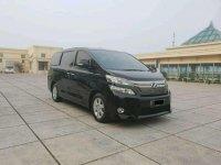 Jual Toyota Vellfire 2.4 X 2013