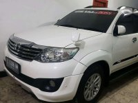 Toyota Fortuner TRD Automatic 2012