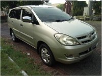 Toyota Kijang Innova E 2006 Dijual