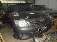Toyota Hilux Single Cabin 2013 Dijual