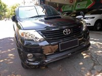 Jual Toyota Fortuner G Automatic 2013