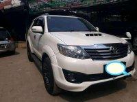 Jual Toyota Fortuner G VNT TRD 2013