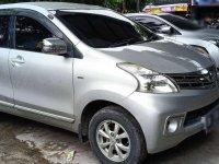 Dijual Toyota Avanza G Silver 2013