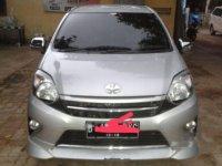Toyota Agya TRD Sportivo 2013 Dijual