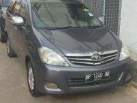 Butuh dana ingin jual Toyota Innova V Luxury 2011