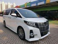 Jual Toyota Alphard SC 2015