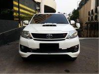 Toyota Fortuner G TRD 2014 Dijual