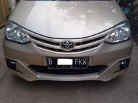 Jual Toyota Etios Valco G 1.2 2013