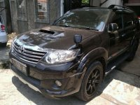 Jual Toyota Fortuner 2.5 G TRD 2013