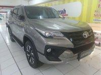 Toyota Fortuner SRZ 2017 Dijual