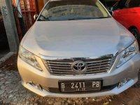 Jual Toyota Camry 2012