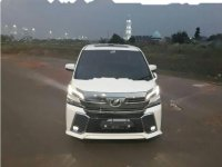 Toyota Alphard G S C Package 2017 Dijual