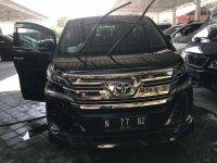 Jual Toyota  Vellfire ZG 2016