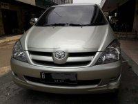 Toyota Kijang Innova E Standard 2008 Dijual