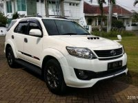Jual Toyota Fortuner TRD AT 2014