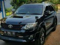 Jual Toyota Fortuner TRD Diesel 2015