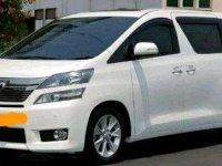 Jual Toyota Vellfire V 2013