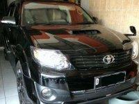 Jual Toyota Fortuner G AT TRD Diesel 2014