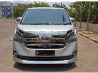 Toyota Vellfire G 2015 Dijual