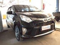 Jual Toyota Calya G 2017 kualitas bagus
