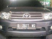 Jual Toyota Fortuner G Luxury 2.7 2008