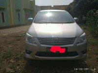 Jual Toyota Kijang Innova G 2011