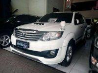 Toyota Fortuner G TRD At 2013